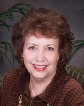 Photo of Shirlee Busbee, romance author.